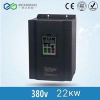 Envío Gratis-mejor venta 22KW frecuencia inversor 3 Fase 380 V/45A VFD/22KW de control de vectores de 22KW Vfd 22KW AC/AC motor