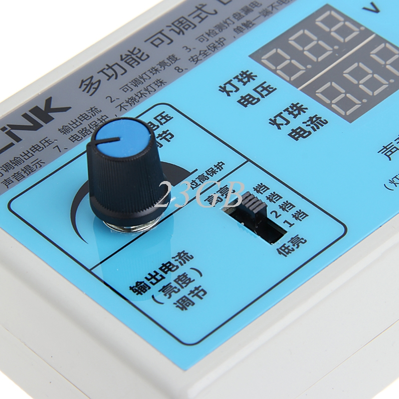 Measurement & Analysis Instruments Ac 220v Led Display Screen With Light Backlight Lcd Tester Bead Board Lamp O31 Dropship Circuit Breaker Finders