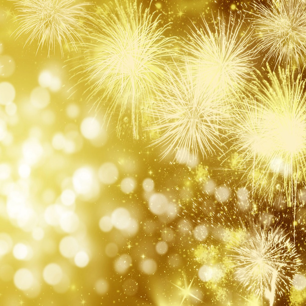 kate10x10ft yellow bokeh photography backdrops happy new year backgrounds fantasy for children backgrounds for photo studio in background from consumer
