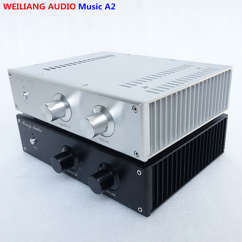 Breeze audio II HIFI HDAMpower amplifier music player A2