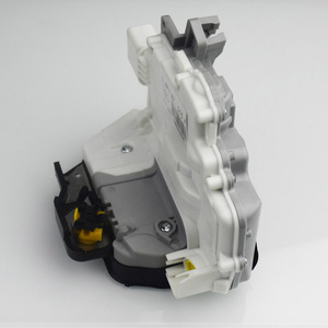 Image 2 - קדמי אחורי שמאל ימין כוח מנעול דלת מפעיל לאאודי A3 A6 C6 A8 לexeo סיאט 8EI837015AA (4F1837015E) 4F1837016 4F0839016