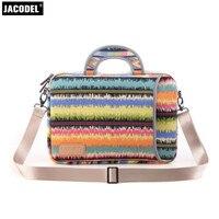 Jacodel Women's Laptop Messenger Bag 12 13 14 15 Laptop Portable Bag for Macbook air 13.3 Case Notebook Bag 15 inch Sleeve Case