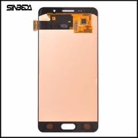 Sinbeda 100 Tested LCD Display Replacement Part For Samsung Galaxy A5 2016 A510 A510F Black White