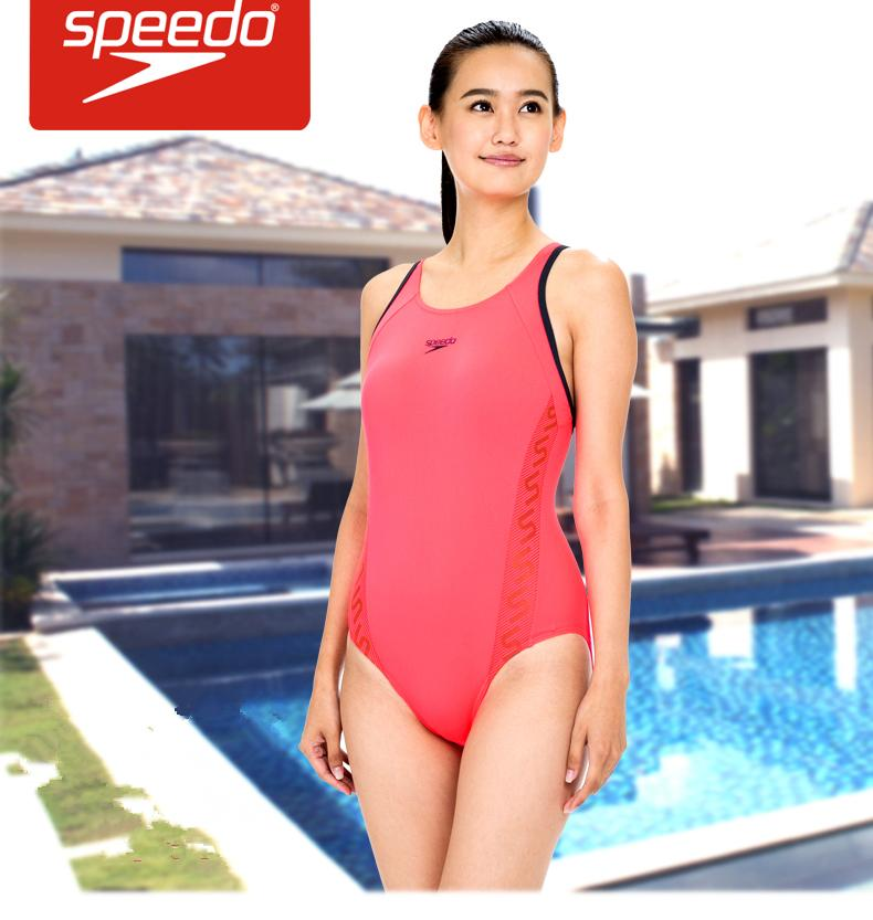f4848564e0 Speedo Professional Women's Swimsuit Monogram Muscleback ENDURANCE+ ...