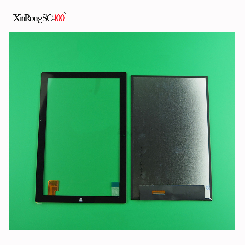 все цены на 10.6inch for Teclast TBooK 10 S 10s lcd display touch screen panel digitizer glass Sensor replacement Free Shipping