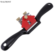 Plane Spokeshave 9 Inch Adjustment Woodworking Cutting Edge Plane Spokeshave Hand Trimming Tool With Screw