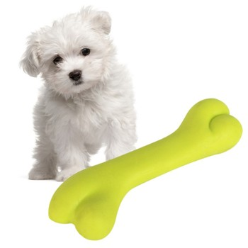 1 Pcs Interactive Dog Teeth Bone Stick Tooth Treating Stick Pet Teeth Cleaning Chew Play Training Toy For Dog