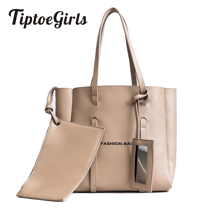 New Korean Version of the Spring Female Bag Large Capacity Wild Fashion Mother and Child Bag Simple Casual Portable Shoulder Bag mshg alligator skin new female bag korean version of the trend of hand painted handbags european and american fashion middle age