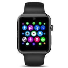 2016 neue tragbare gerät dm09 lf07 bluetooth smart watch unterstützung sim-karte inteligent smartwatch uhr für android ios telefon