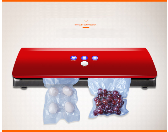 Vacuum packaging machine small wet and dry sealing machine full automatic cleaning machine vacuum sealing machine 100 240v|Food Processors| |  - title=