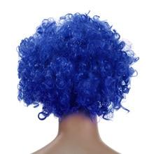 Football Synthetic Hair Wig