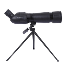 все цены на Portable 20-60x60 Spotting Scope HD Waterproof Lll Night Vision Monocular Outdoor Camping Hiking Bird-watching Scope with Tripod онлайн