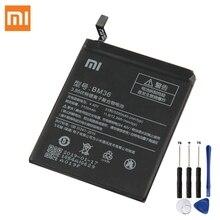 XiaoMi Original Replacement Battery BM36 For Xiaomi Mi 5S MI5S 100% New Authentic Phone Battery 3200mAh