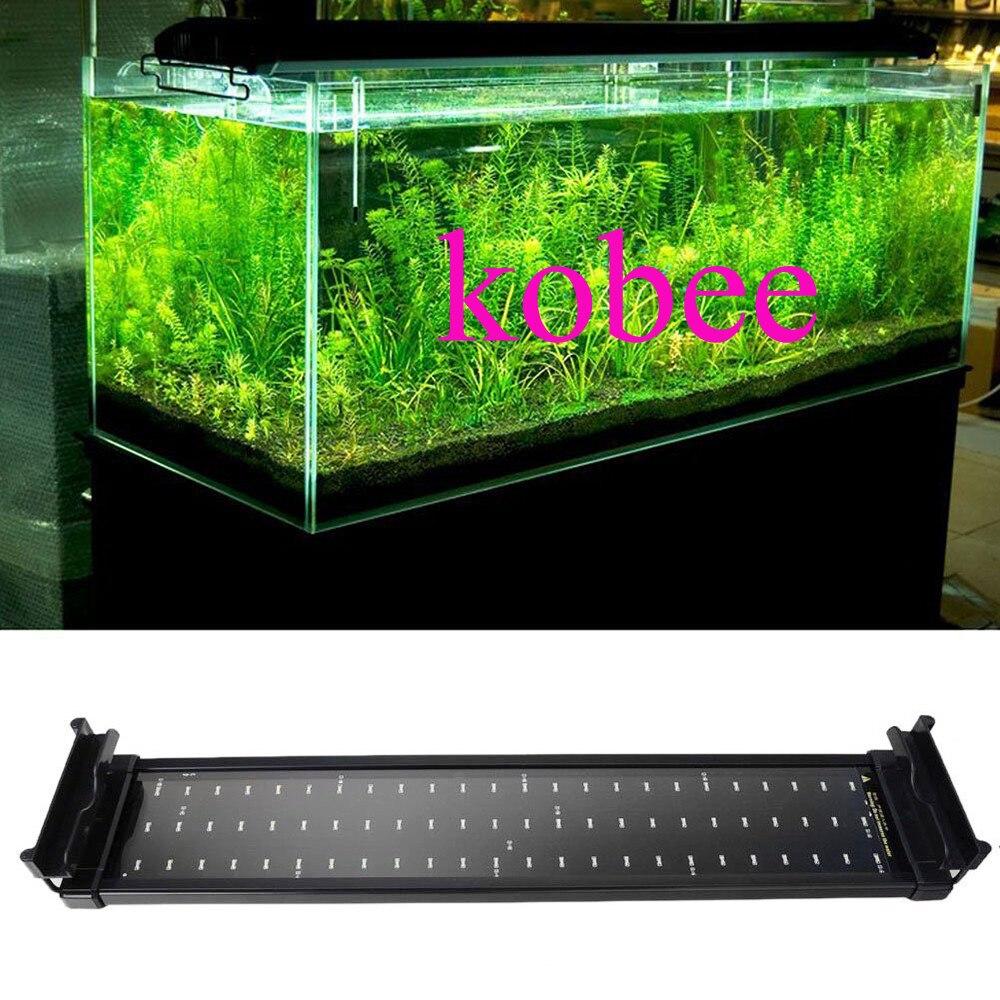Cheap aquarium fish tanks uk - Aquarium Fish Tank Smd Led Light Lamp 6w 11w 2 Mode White Blue Eu