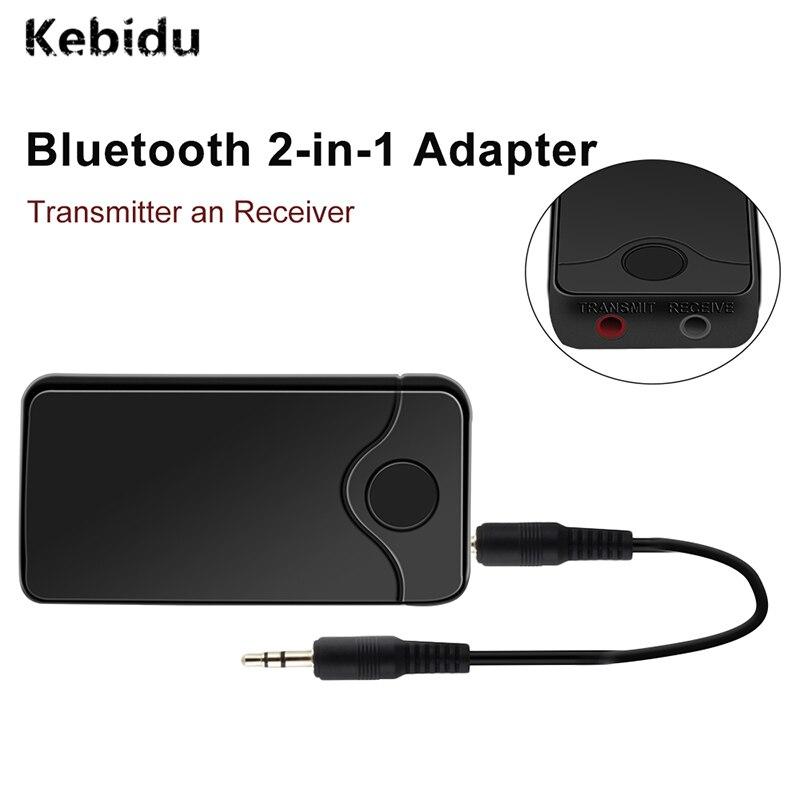 Brillant Kebidu Großhandel Bluetooth4.0 Empfänger Und Sender Für Android Ios Telefon Und Bluetooth Audio Gerät 3,5 Mm Stereo Schnittstelle Hohe Belastbarkeit Unterhaltungselektronik