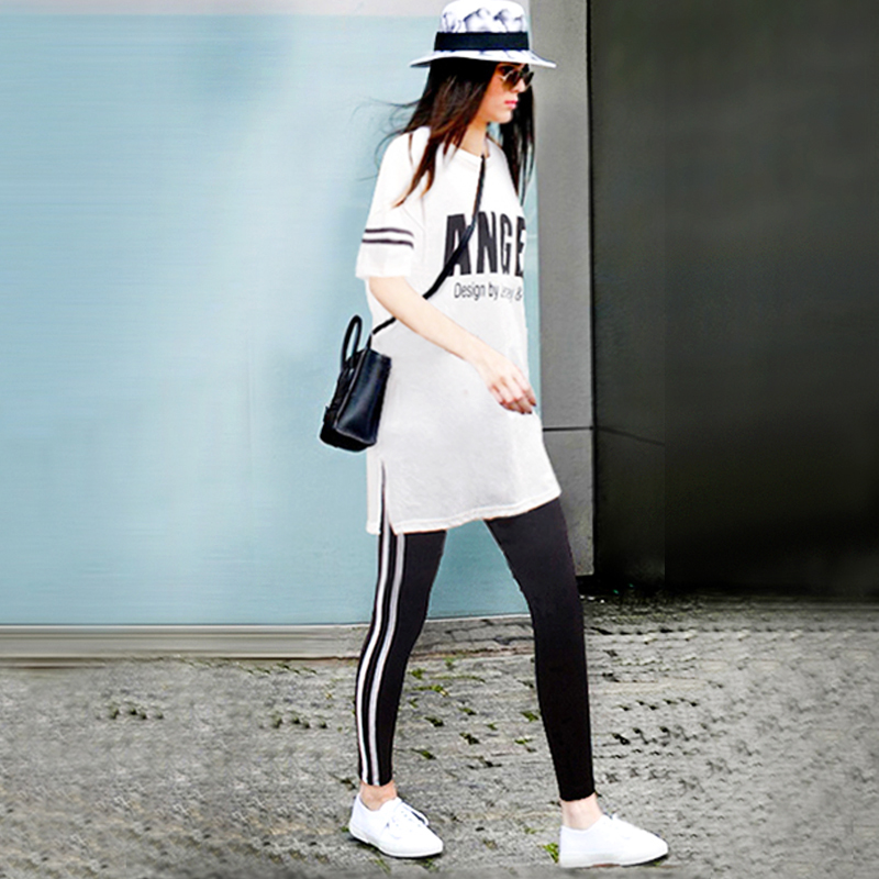 Plus Size Women Pro Fitness Set Leggings +Top Workout Clothing Workout Gym Sport Run Girl Slim Yoga Exercise Tight Bodybuilding