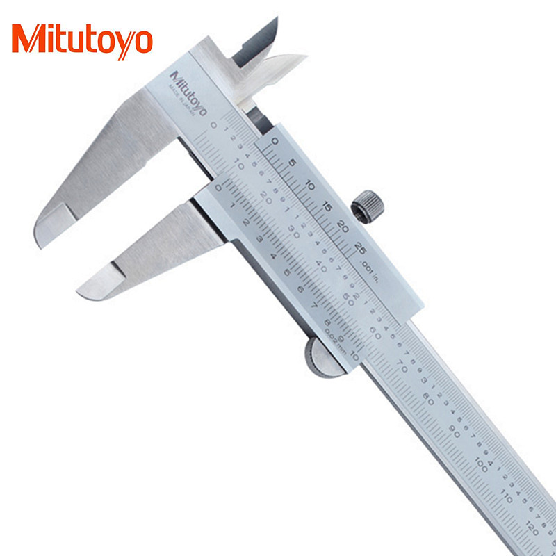 Original Mitutoyo Vernier font b Caliper b font 530 312 6 0 150mm 0 02 Stainless