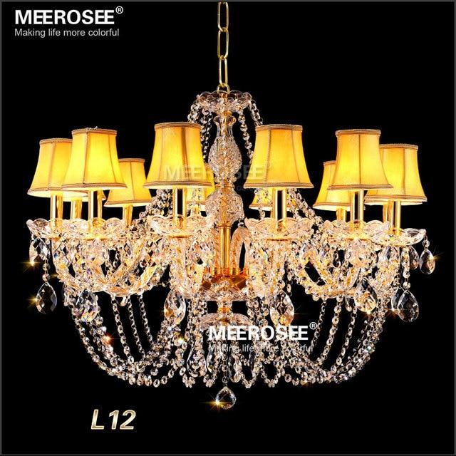 Luxus Kristall Kronleuchter Beleuchtung Moderne LED Glas Kronleuchter Für  Wohnzimmer Küche Lüster De Sala De Cristal