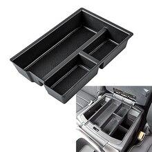 Автомобиль Центральной Консоли Подлокотник коробку для хранения передние двери межкомнатные Box Контейнер для хранения для Dodge Ram 1500 аксессуары 2009-2018