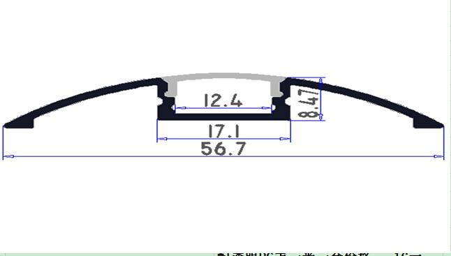 Ingyenes szállítás új dizájn 2M / PCS 37PCS / Lot vezetett - LED Világítás - Fénykép 2