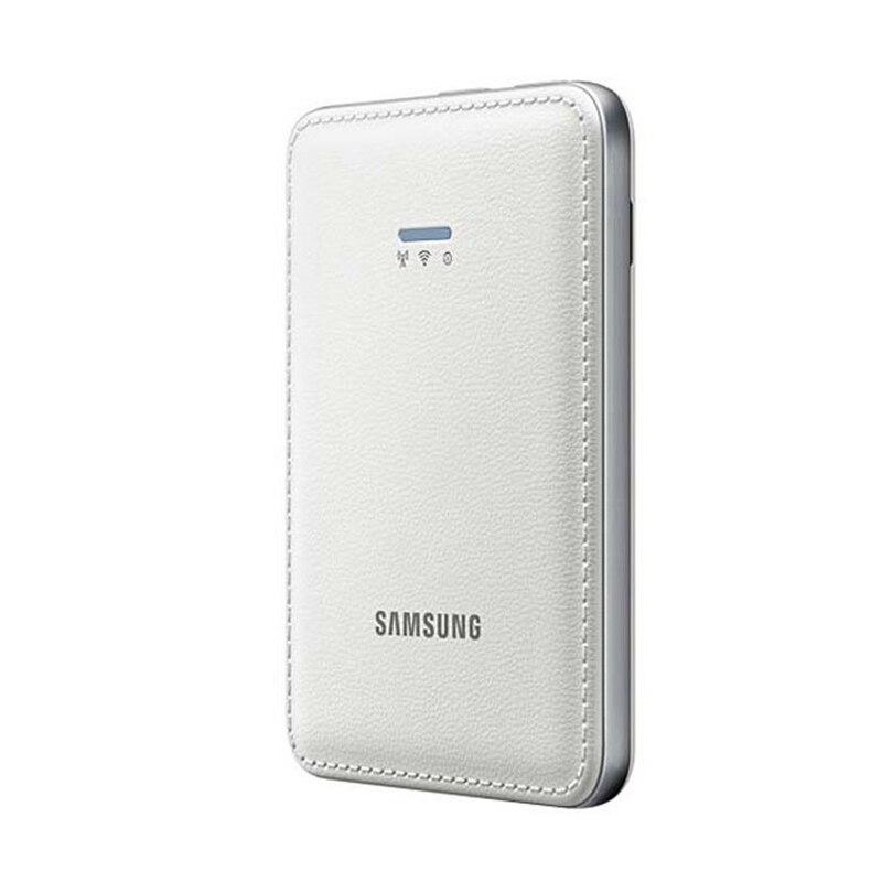 Original desbloqueado Samsung SM-V101F 4G enrutador inalámbrico Cat4 150Mbps móvil Hotspot bolsillo Mifi 4G módem PK E5573 e5577 ZTE MF923 - 2