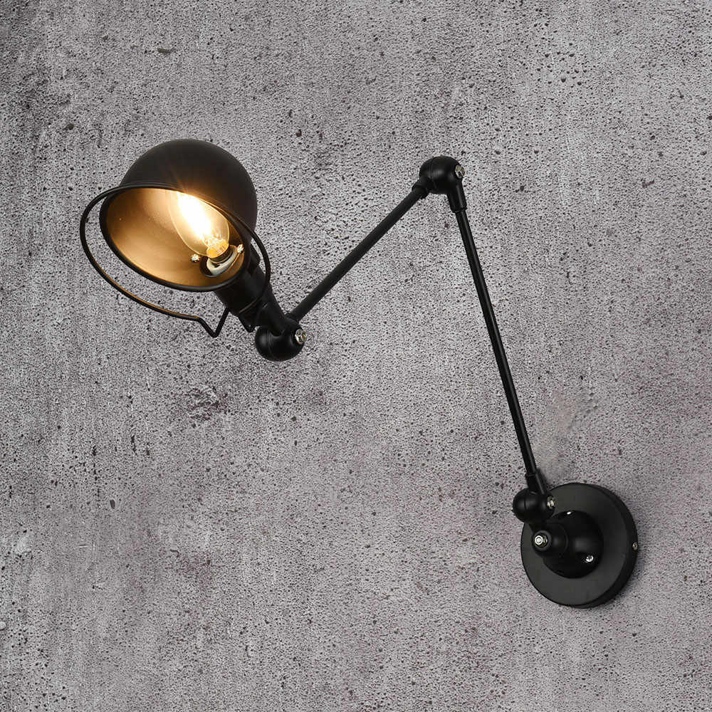 GZMJ Настенные светильники E14 светодиодный настенные светильники для спальни Гостиная роскошные украшения дома освещения стены светодиодный лампы Лестницы трубы светильники
