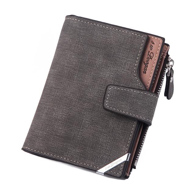 Men's Small Folio Wallet