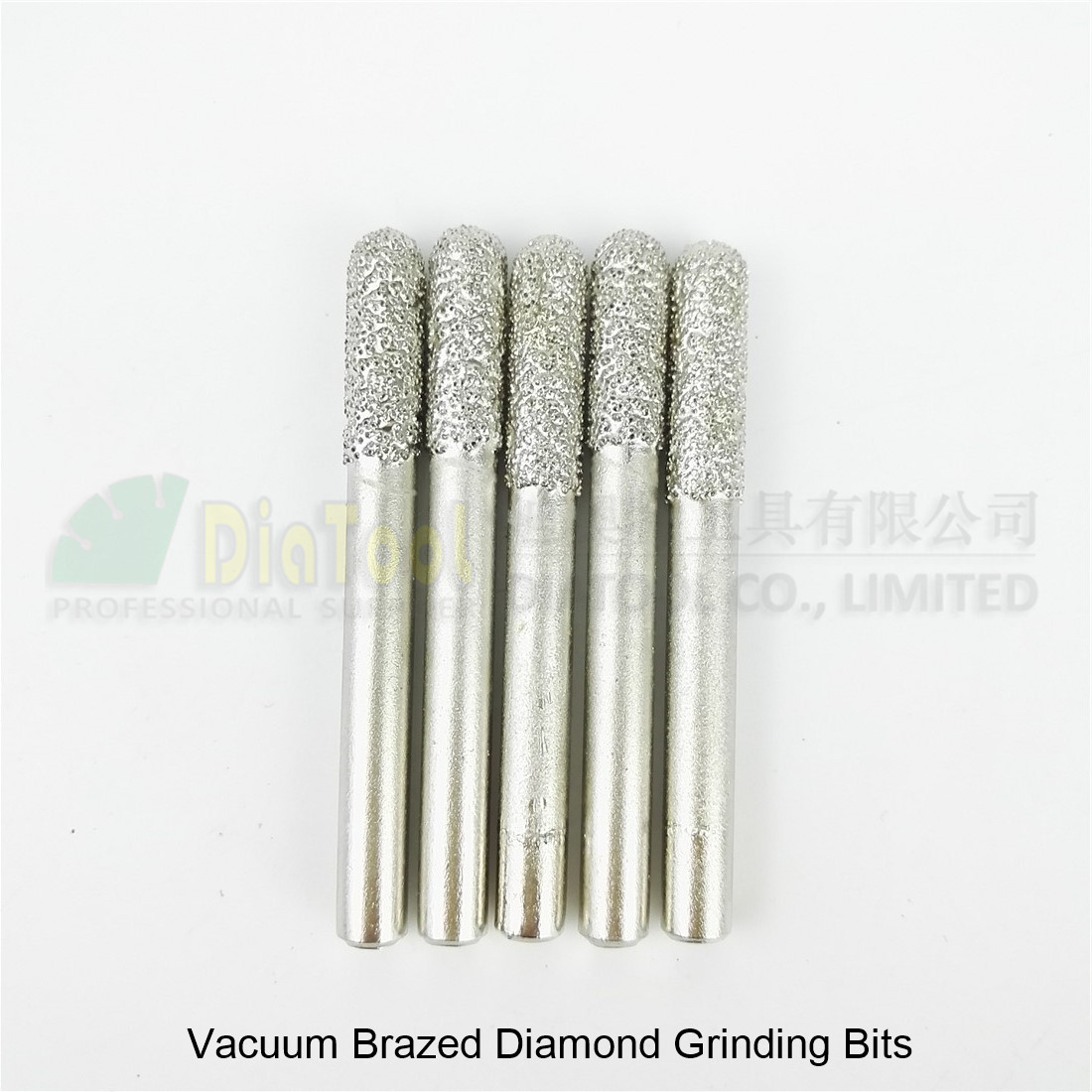 CBN grinding pin 8mm QUALITY NEW 6mm shank 100 grit