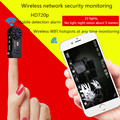 Night vision mini camera invisible ultra small high-definition mobile computer wireless WIFi remote network monitoring camera