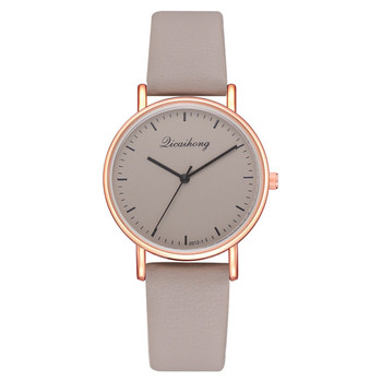 Women Girl's Fashion Casual Quartz Wristwatch Minimalist Simple Pointer Watch Wristwatches Bracelet Gift Dress Female 4a