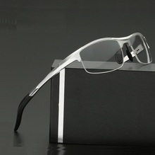 56-13-149 The new aluminum magnesium glasses frame men riding  windproof spectacles with glasses frame mirror mirror 8177