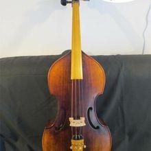 """Барокко Стиль SONG Maestro 22 3/"""" viola da gamba, огромный и мощный звук#9730"""