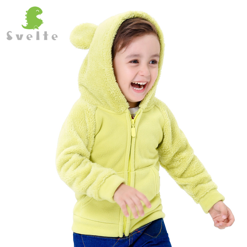 Svelte-Brand-Fall-Winter-for-Children-Boys-Fur-Soft-Fleece-Hoody-Hooded-Jacket-Outerwear-Coat-Clothing-with-Cartoon-Bear-Ears-3
