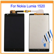 For Nokia Lumia 1520 LCD Display with Touch Screen Digitizer Assembly + Tools Set Free Shipping