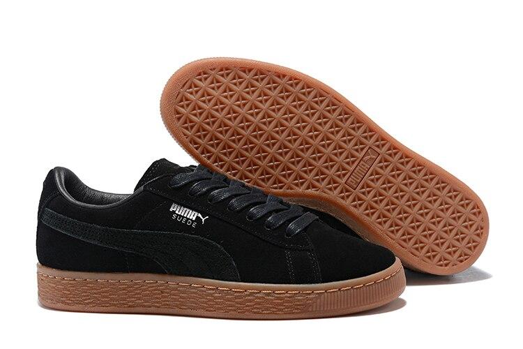 2018Original PUMA Unisex Suede Classic CITI Heritage Basket Classic Rudolf Dassler Sneakers Badminton Shoes Size36-44