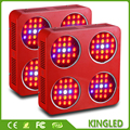 2PCS GoldenRing S4 840W LED Grow Light Double chips Full Spectrum LED Grow Light  380-730nm For Indoor Plants Growing