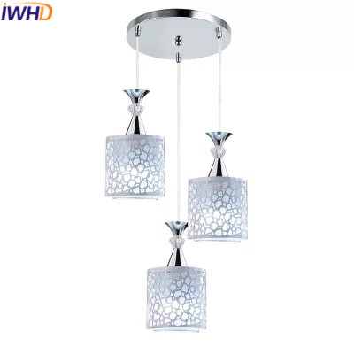 IWHD Led Luminaire Suspendu Iluacion Iron Pendant Light Fixtures Home Lighting Dining Kitchen Hanging Lights e27 220v for Decor iwhd modern luminaire suspendu iron led pendant light fixtures dining kitchen hanging lamp home lighting creative design lamp
