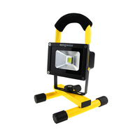 Mini Emergency light wireless waterproof flood led camping outdoor flood light 10W rechargeable Lampada led Construction Site