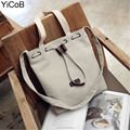 Canvas Women Bag Handbags Female Famous Brand Big Shoulder Bags Tote Hand for Ladies Bolsas Feminina Bolsos Mujer Sac Vintage