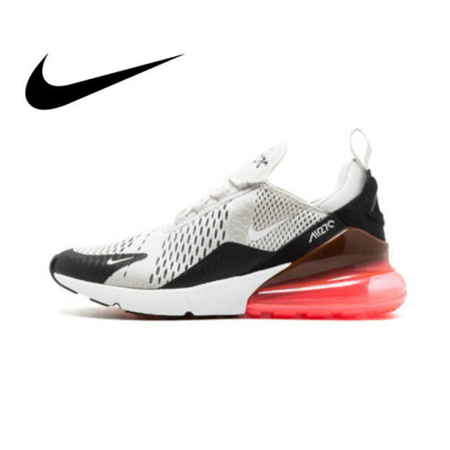 US $55.15 62% OFF|Original Nike Air Max 270 180 Mens Running Shoes Sneakers Sport Outdoor Walking Jogging Authentic Breathable Designer Leisure in