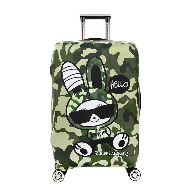 Stretch Luggage Protective Case Travel Accessories Dustproof Suitcase Cover 20-32 inch Luggage Covers