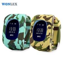 Wonlex OLED gps/sos SeTracker Q50