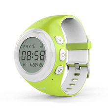 GPS Good Monitoring Watch Wristwatch SOS Name Location Finder Locator Tracker for Youngster Anti Misplaced Monitor Child