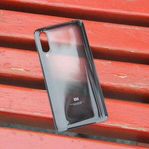 Image 5 - Coque arrière en verre dorigine pour Xiaomi 9 MI9 M9 MI 9 couvercle de batterie arrière coque arrière de batterie de téléphone avec outil