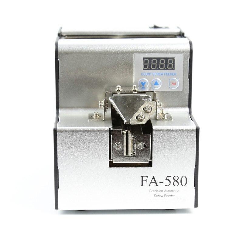 FA 580 BateRpak Präzision automatische zählen schraube feeder, schraube zähler, automatische schraube dispenser, mit summer alarm. - 5