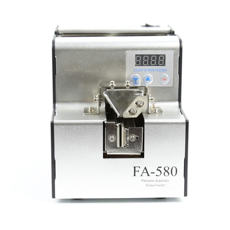 FA-580 BateRpak Alimentador de tornillo de conteo automático de - Accesorios para herramientas eléctricas - foto 5