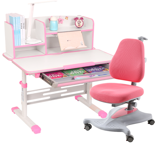 children set of tables and chairs household study writing desk