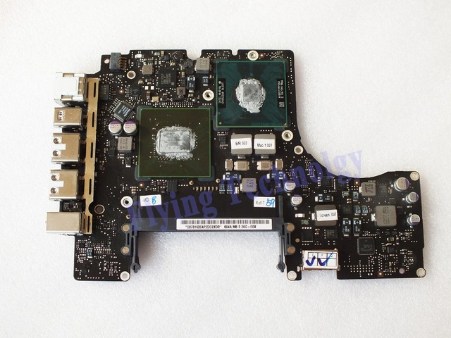"""For Macbook 13"""" A1342 White  Logic Board Motherboard 2.26GHz P7550 820-2883-A"""