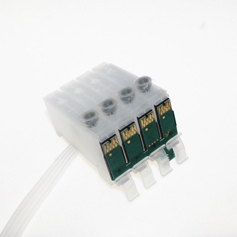 Image 4 - Bloom t0711 t0714 71 sistema de fonte de tinta contínua ciss para epson stylus s20 s21 sx100 sx110 sx105 sx115 sx200 sx205 sx209 sx210sistema de fornecimento contínuo de tintas   -
