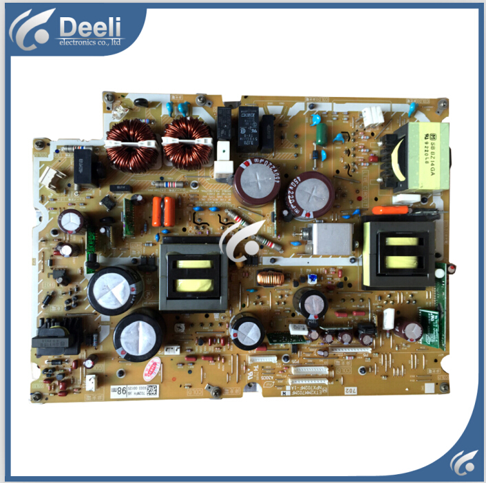 UPS / DHL 99% new Original for power supply board ETX2MM702MFH  TH-42PZ80C good working кабель акустический готовый nordost frey 2 2 m